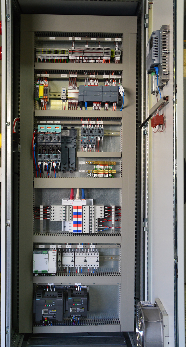 Ellenbrook Secondary College Electrical Wiring Hydrotherapy Pool Selectro Was Contracted To Design Manufacture And Install The Control Panel Associated